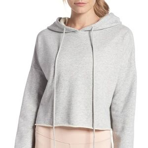 ALO Yoga Tops - New ALO YOGA Box Crop Hoodie
